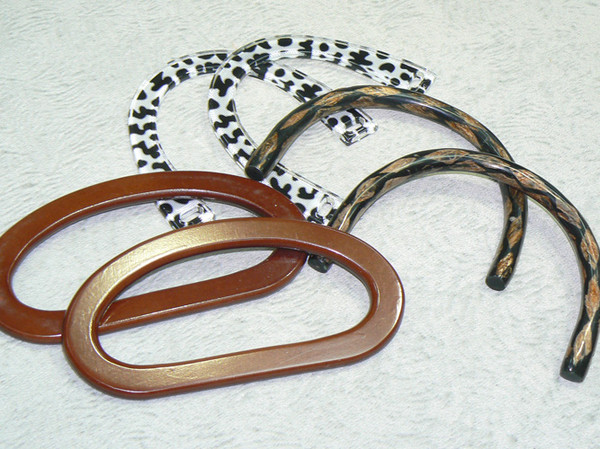 Пряжа для вязания в интернет-магазине .  Ручки для сумок из деревянных...