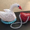 Эту шкатулка с лебедем и жгутиком я в прошлом году подарила маме. нра.  140.