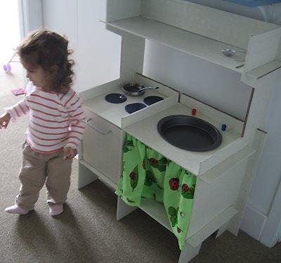 Детские кухни из коробки