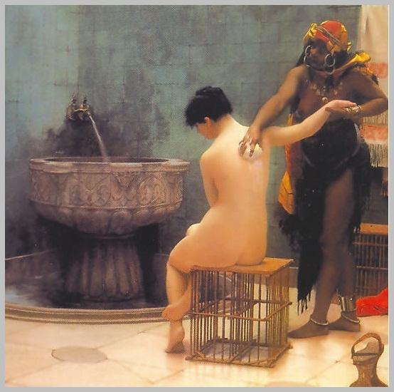 Сексуальные возможности евнухов в гареме