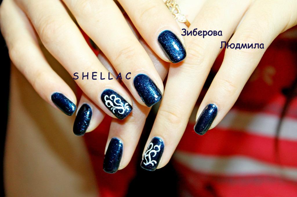Дизайн ногтей шеллаком: 100 фото новинок Модный помощник: модные