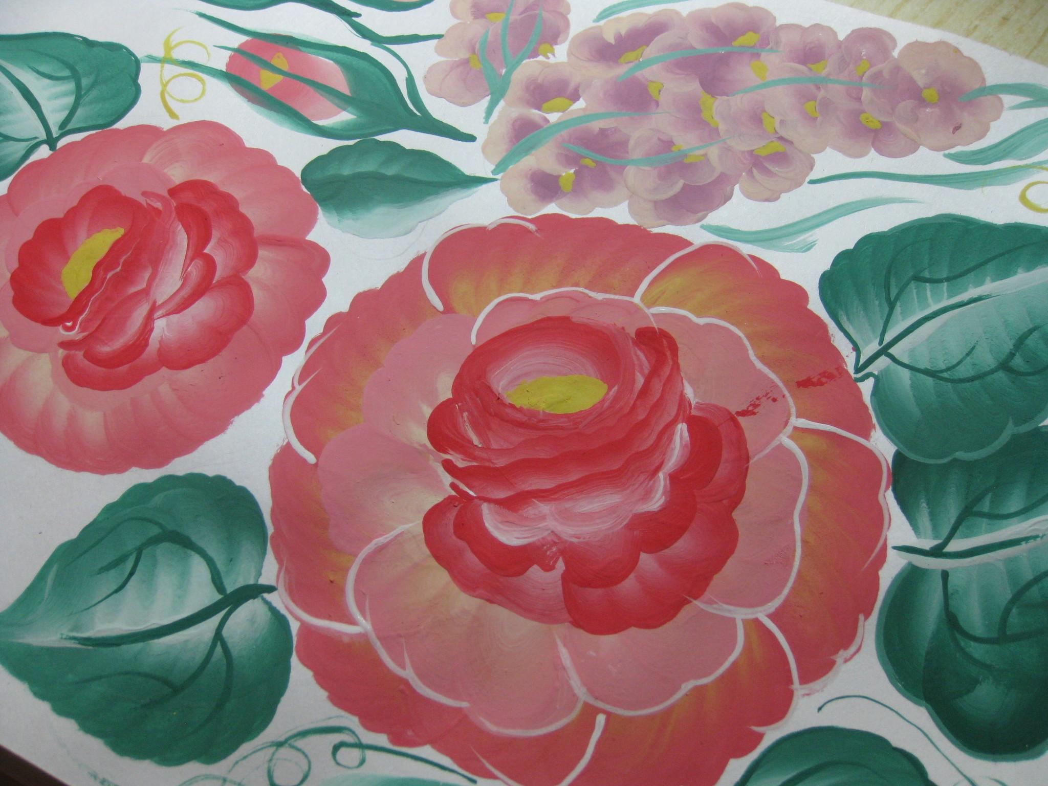 секреты китайской росписи