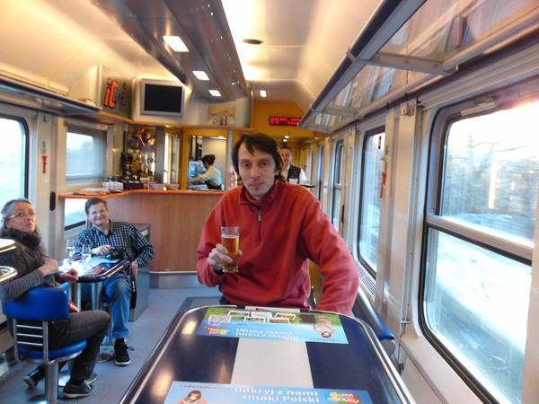 Поездом в Швейцарию (поезд Москва - Базель) отчет