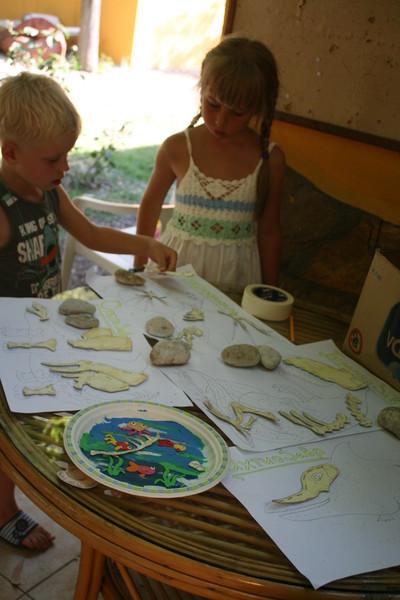 Интересные занятия с детьми, обучающие игры, палеонтология, динозавры