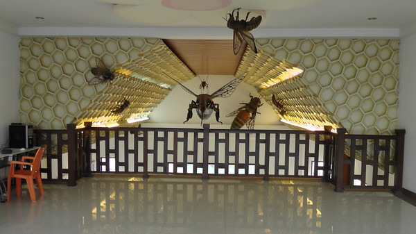 Таиланд, пчелиная ферма Big Bee