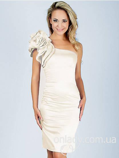 пышное зимнее платье