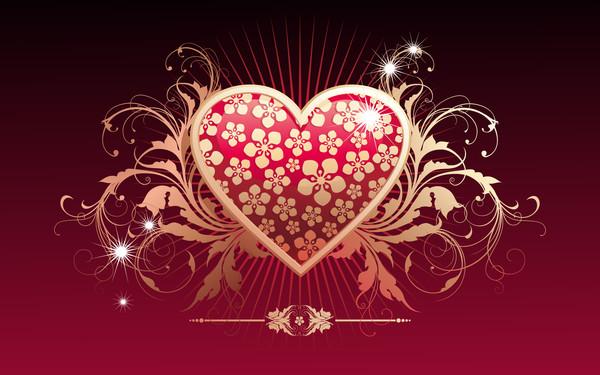 Сердечик - День Влюбленных