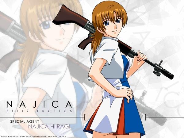 арты - Агент Наджика (Najica Dengeki Sakusen)