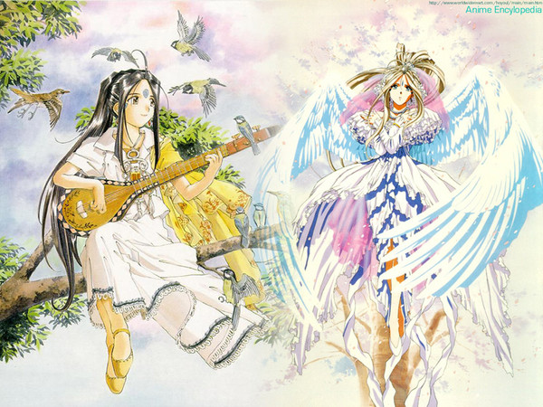 арты - Моя богиня! / Ah! My Goddess