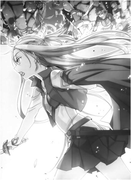 арты - Gun Gale Online (GGO) Sword Art Online (SAO) Кавахара Рэки