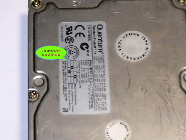 Подключение 2-го дисковода или HDD (MASTER-SLAVE) + SATA.