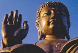 Фото Огромная статуя Будды в Гонко ...