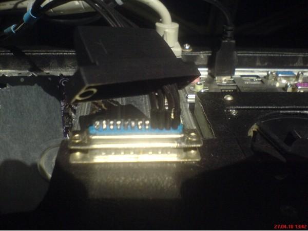 Подключение USB-HUB'а и