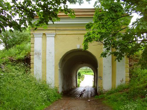 Фридрихсгамские ворота