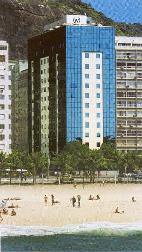 Отель «Excelsior Copacabana» (фото с официального сайта)