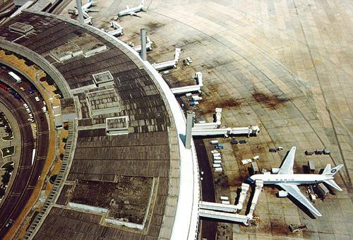 Международный аэропорт Галеао (фото с сайта rio-de-janeiro.com.ru)