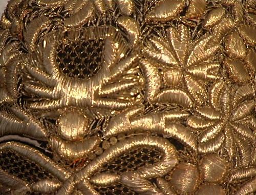 Новоторжское золотное шитье