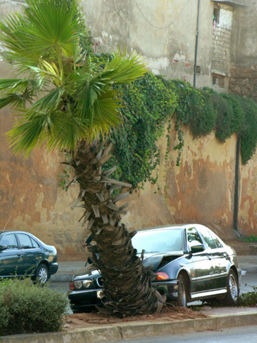 Авария по-мароккански