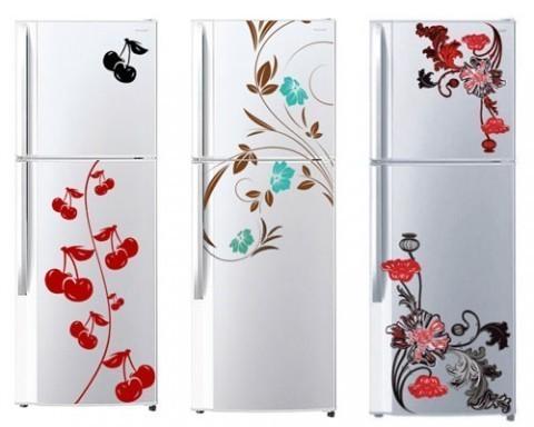 افكار لتزيين الثلاجة | ساتور