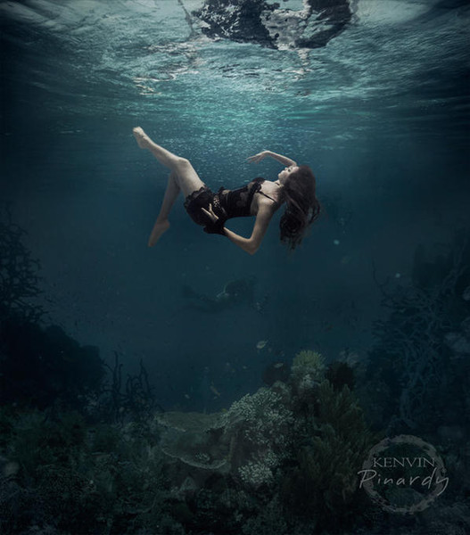 Девушки фото в воде