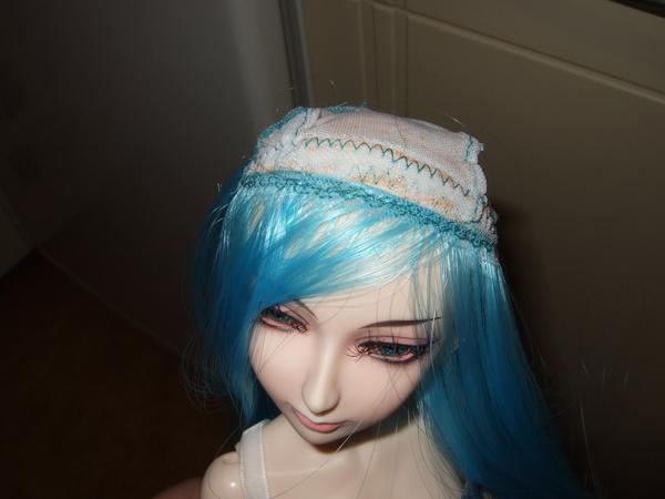 Как сделать парик для кукол поэтапно