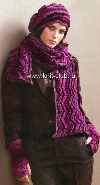 вязание на спицах для полных женщин 54-56 размер