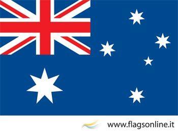 Государственный флаг австралийского