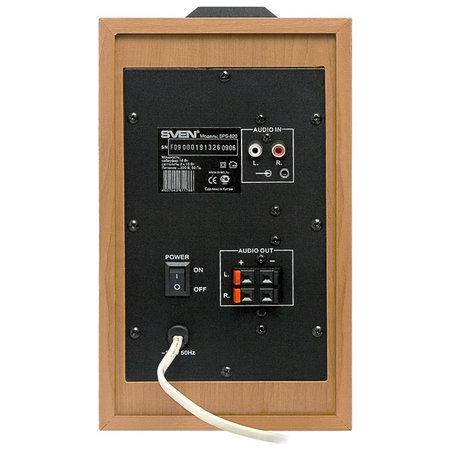 схема сабвуфера sven sps 820 - Практическая схемотехника.