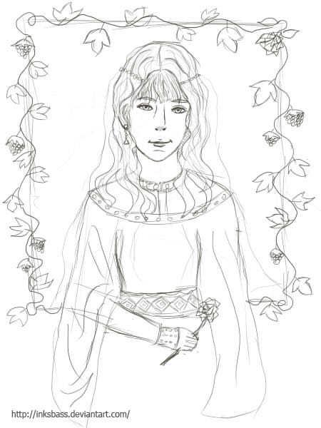 Как нарисовать ромео джульетту поэтапно