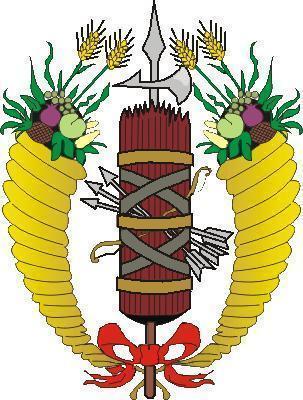герб колумбии фрукты