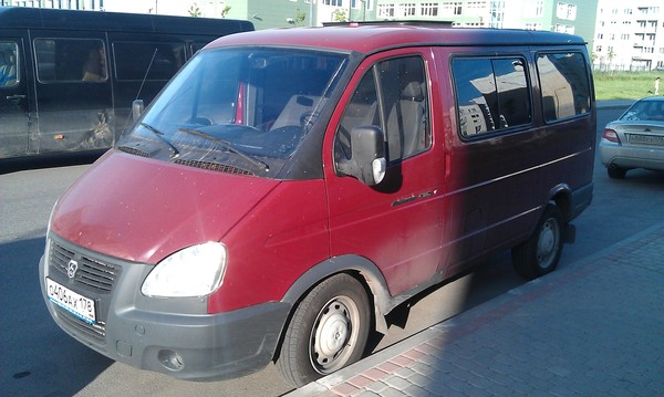 VOLGA-69-GAZ - Портал I-386
