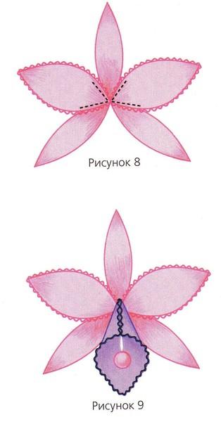 Тема сегодняшней экскурсии по миру бисера: Орхидея в кирпично-мозаичном плетении.  Две следующих темы (по заявкам.