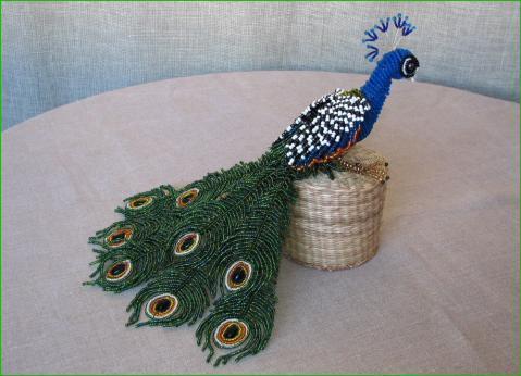 Всё про бисер - обучение плетению из.