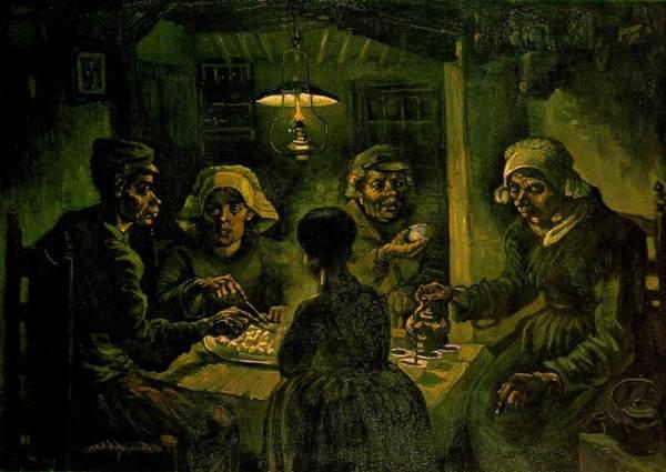 экзистенциализм в живописи: