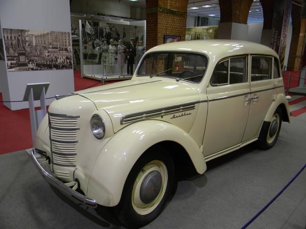 Легковой автомобиль «Москвич-400» (Музей Москвы)