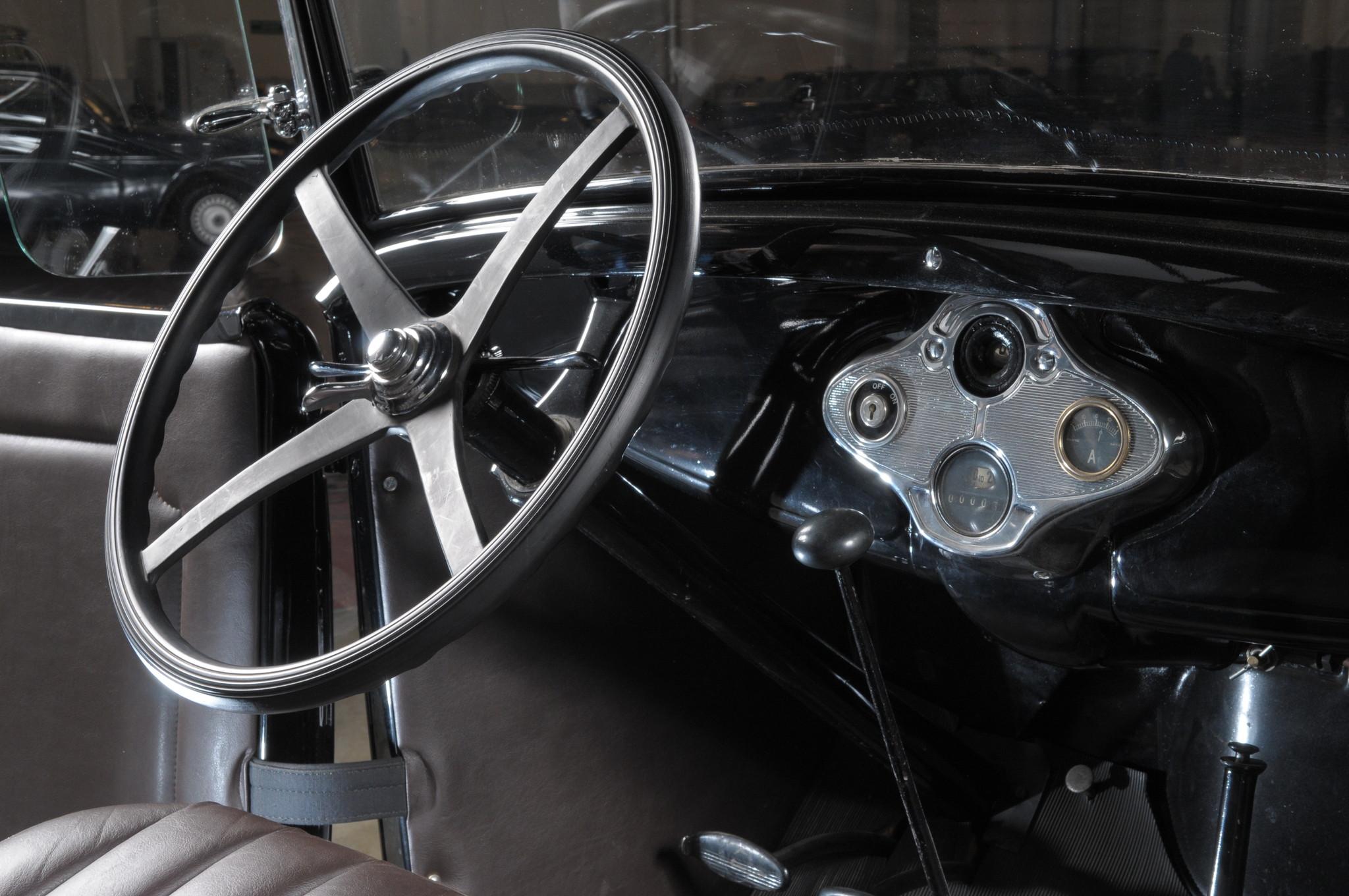 Легковой автомобиль ГАЗ-А