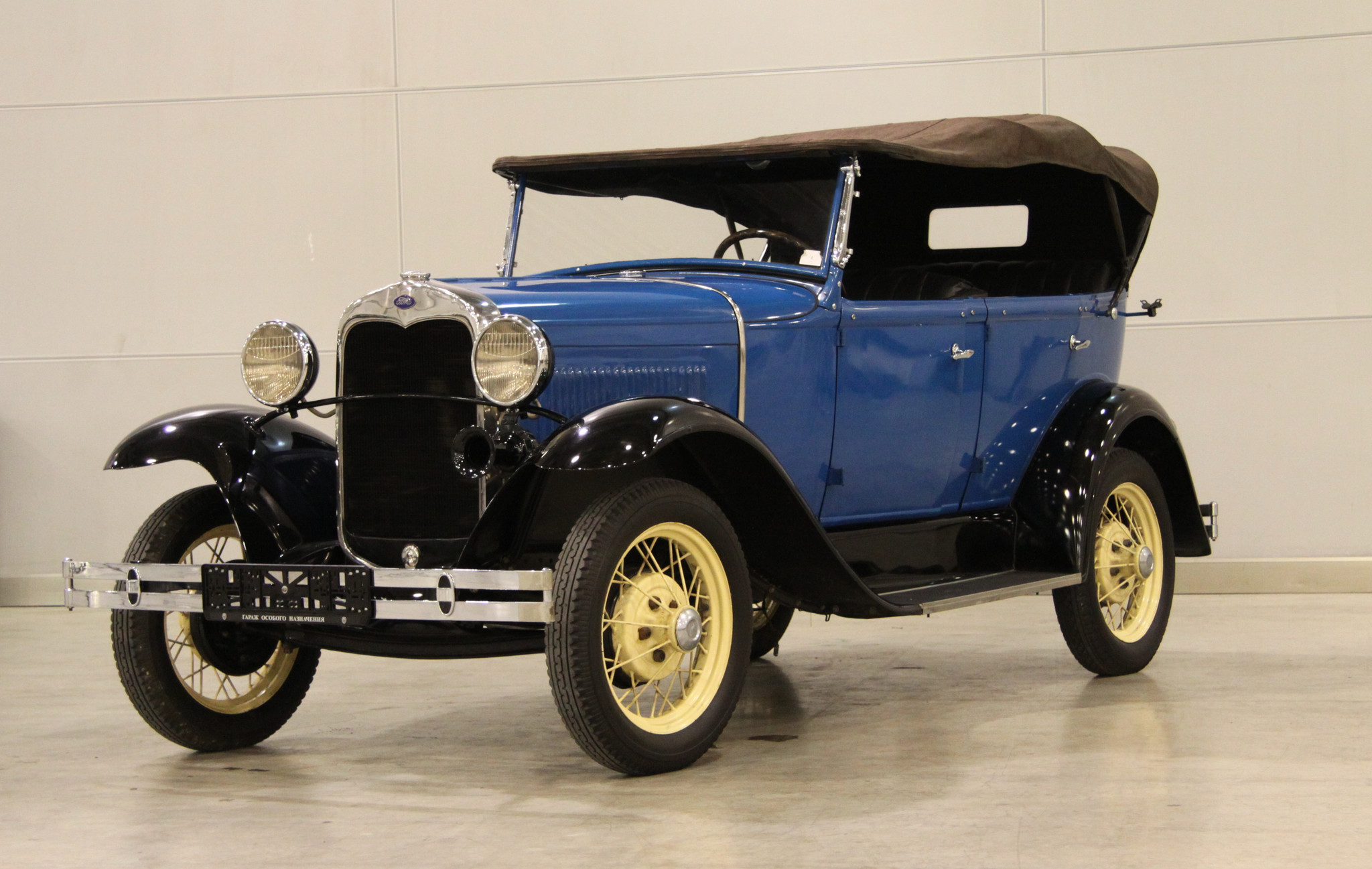 Ford Model A Standard Phaeton
