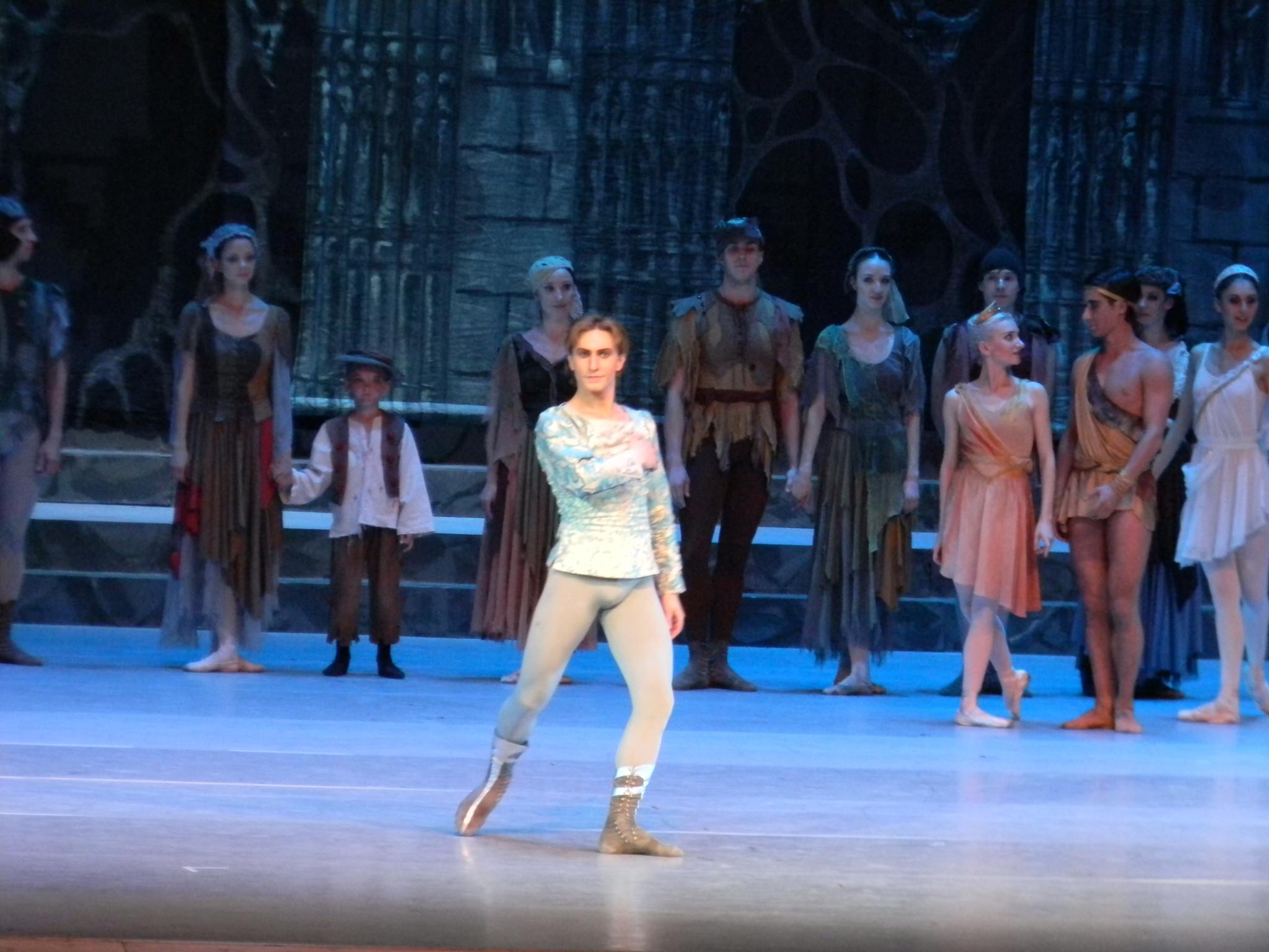 Балет «Эсмеральда» в Государственном Кремлевском дворце