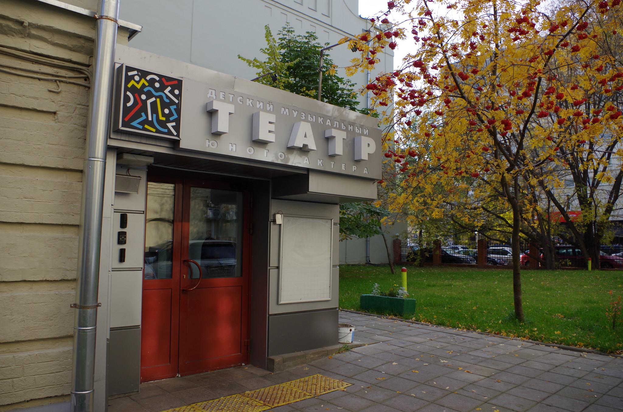 Детский музыкальный театр Юного Актёра (ДМТЮА)