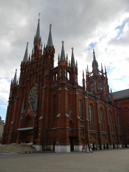 Римско-католический Кафедральный Собор Непорочного Зачатия Пресвятой Девы Марии