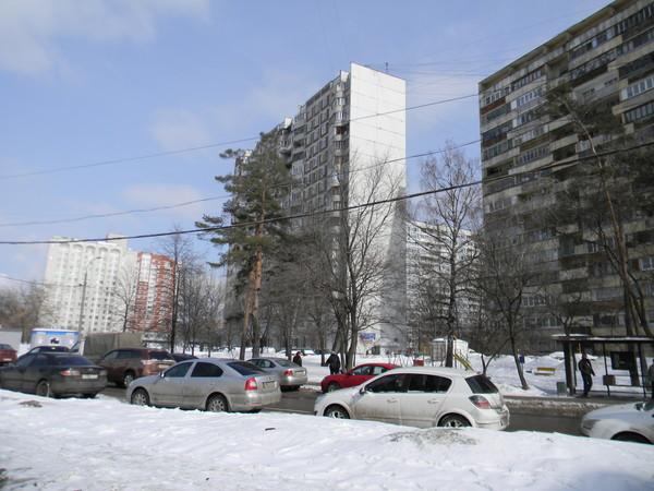 Улица Амундсена