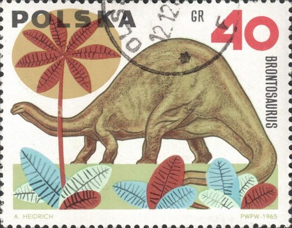 Бронтозавр (Brontosaurus)