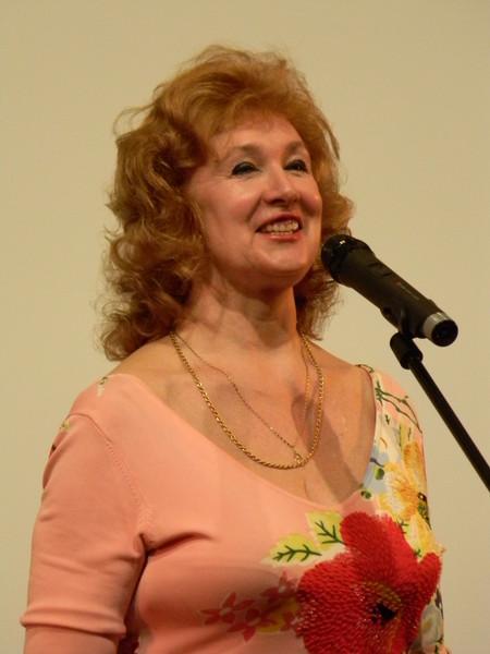 Поэт Татьяна Ананьина