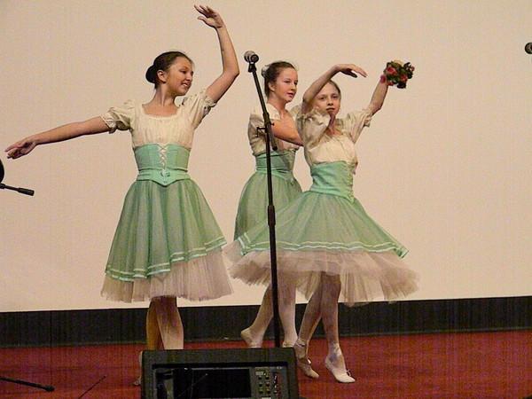 Танец от Русского имперского балета