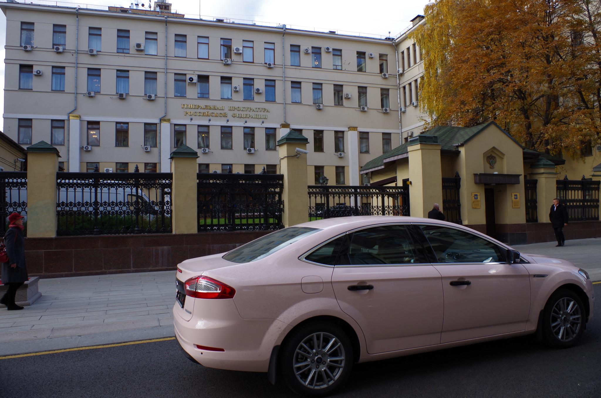 Улица Большая Дмитровка