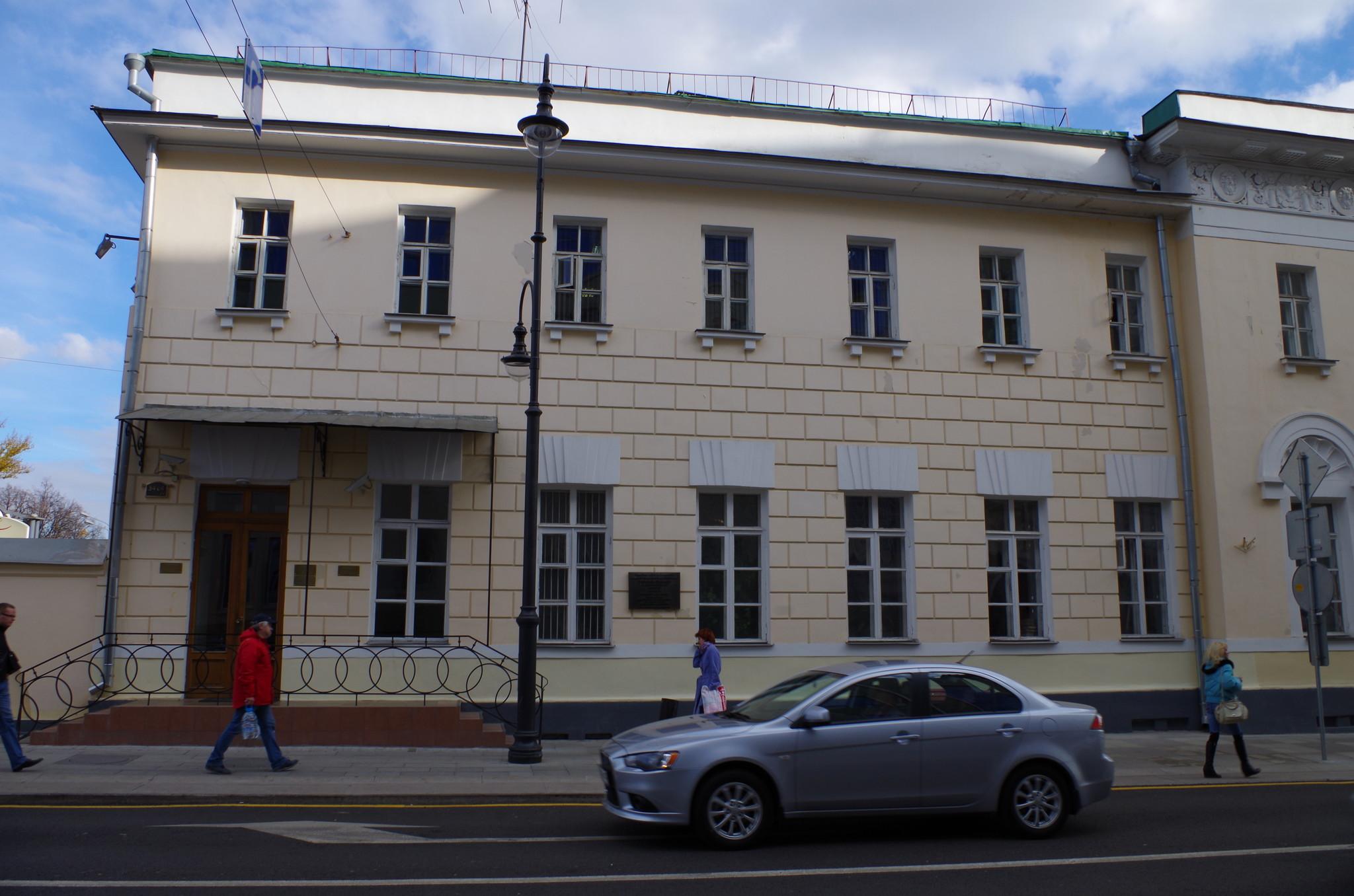 Улица Большая Дмитровка, дом 34, стр. 4