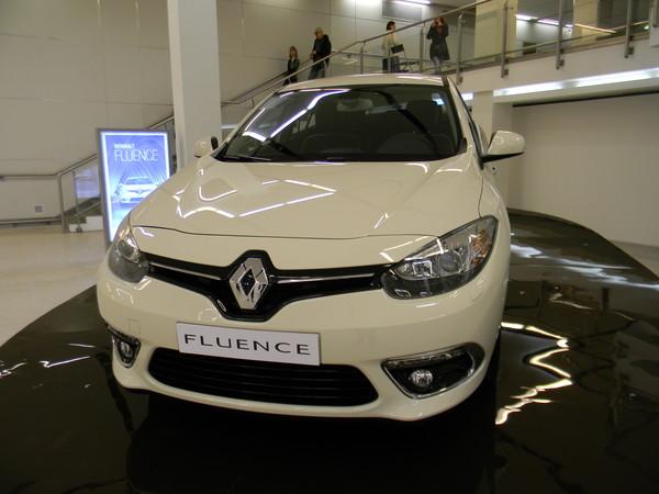 Renault Fluence (Рено Флюэнс)