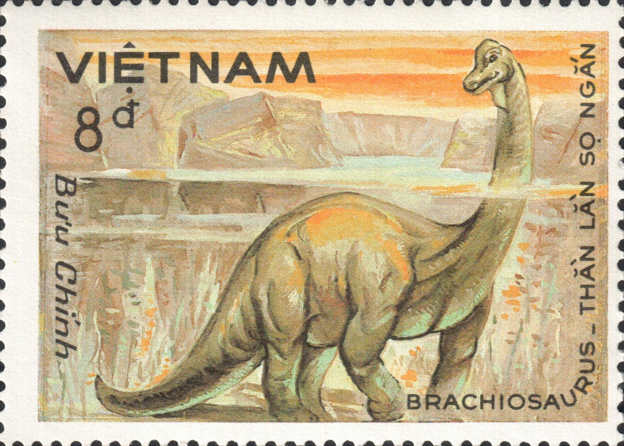 Брахиозавр (Brachiosaurus)