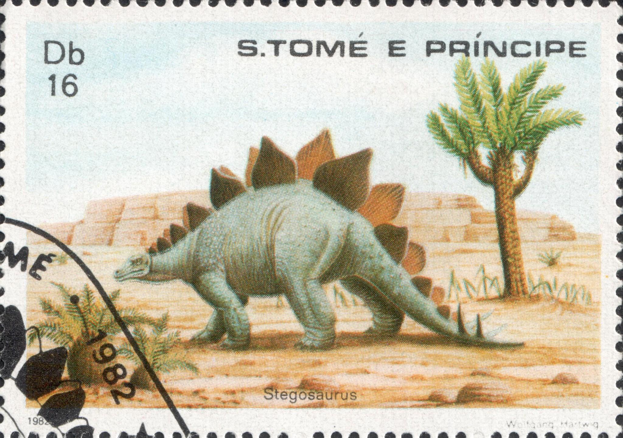 Стегозавры (Stegosaurus)