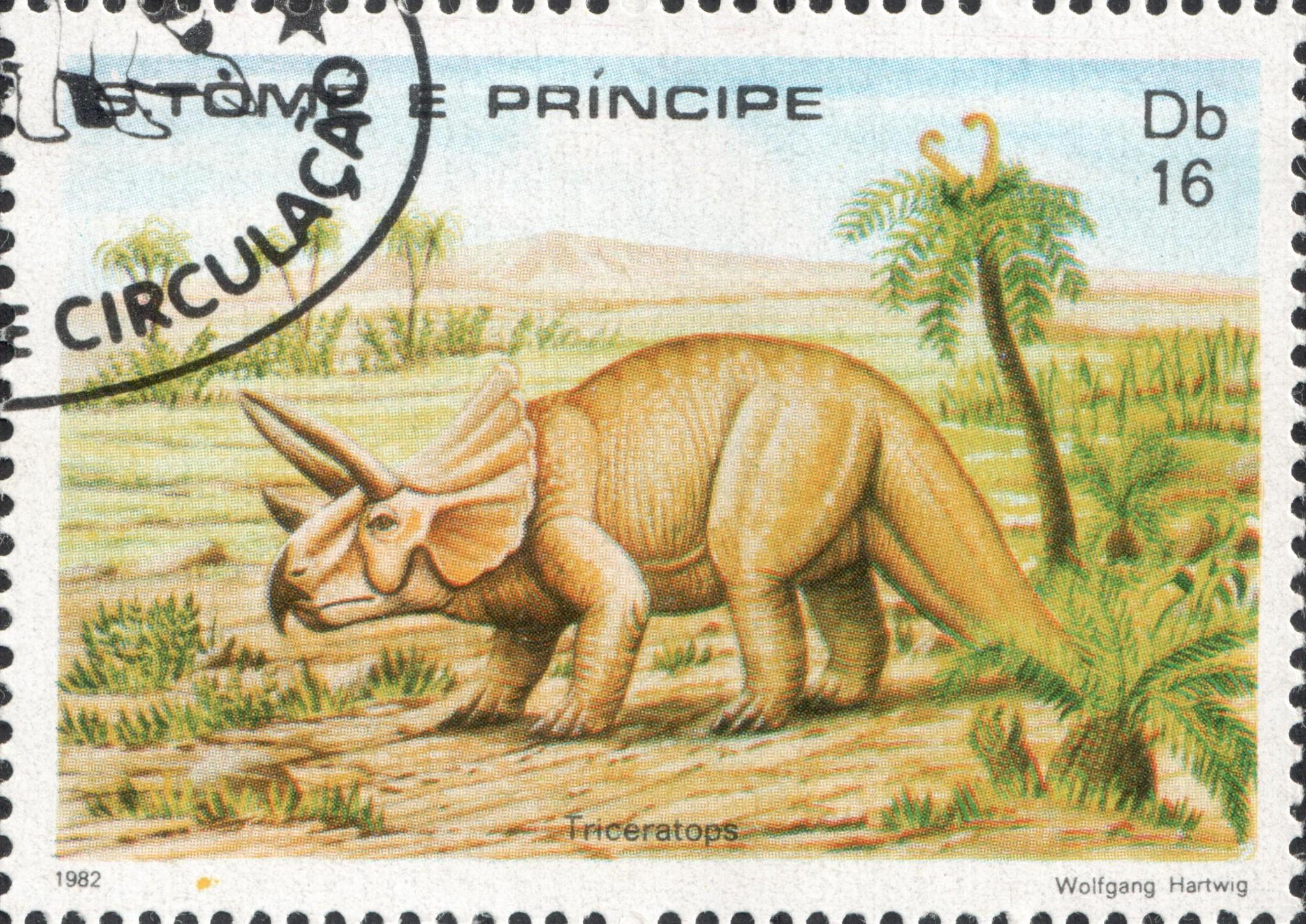 Трицератопсы (Triceratops)